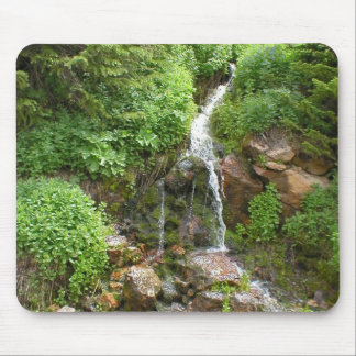 Small Spring Waterfall in Colorado Mouse Pad