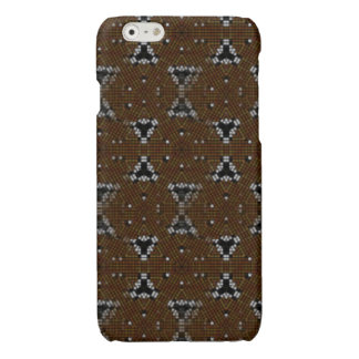 small square and triangle pattern iPhone 6 plus case