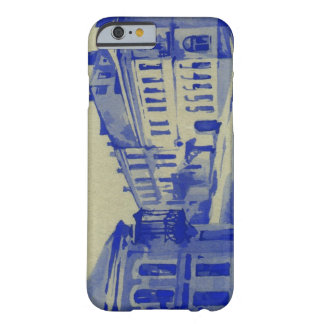 Small streets in the old town barely there iPhone 6 case