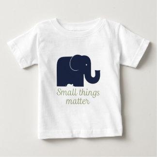 Small things matter.pdf baby T-Shirt