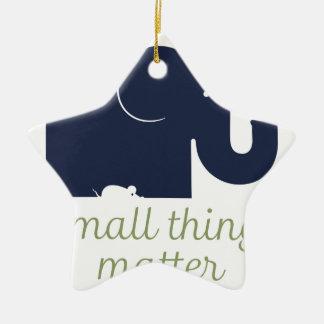 Small things matter.pdf christmas ornament