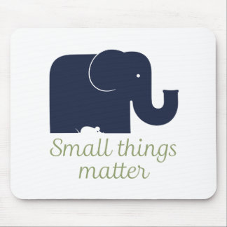 Small things matter.pdf mouse mat