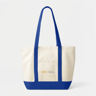 Small Tote - Gold/Gray iSchool Logo Impulse Tote Bag