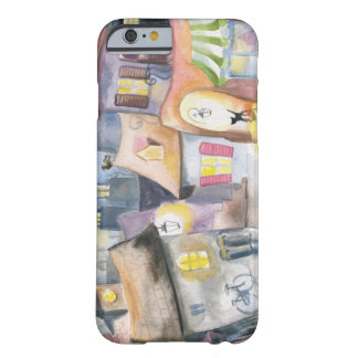 Small town at night barely there iPhone 6 case