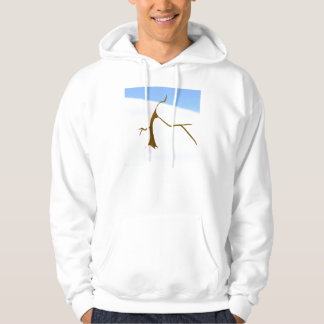 Small Tree in the Winter Hoodie