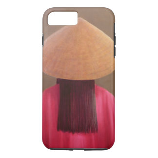 Small Vietnam back view iPhone 7 Plus Case