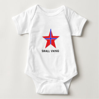 Small Viking Baby Body Baby Bodysuit