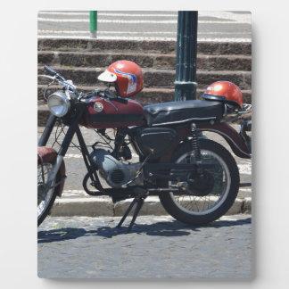 Small Vintage Zundapp Plaque