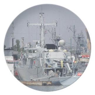 Small Warship Plate