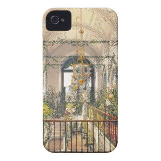 Small Winter Garden Empress Alexandra Fyodorovna iPhone 4 Covers