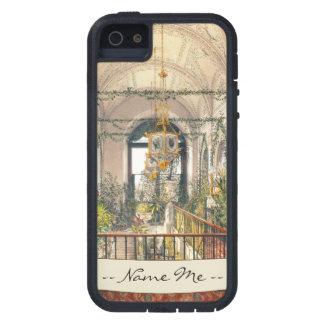 Small Winter Garden Empress Alexandra Fyodorovna iPhone 5 Cases