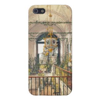 Small Winter Garden Empress Alexandra Fyodorovna Case For iPhone 5