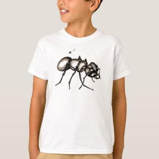 'Small World' Warrior Ant Kids Ecosmart T-shirt