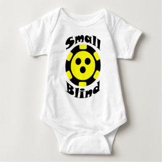 Smallblind poker baby bodysuit