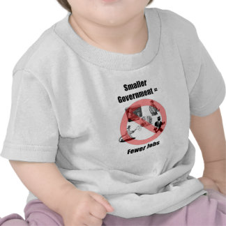 Smaller Government Tshirt