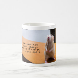 Smallest Things Take up the Most Room in Heart Mug