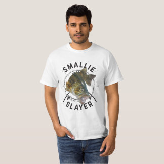 Smallie Slayer - Smallmouth Bass Fishing Shirt