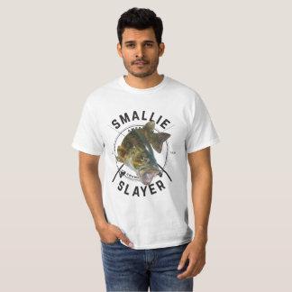 Smallie Slayer - Smallmouth Bass Fishing Shirt