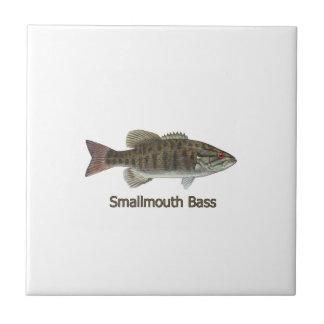 Smallmouth Bass Tile