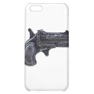 SmallPistol100211 iPhone 5C Cases
