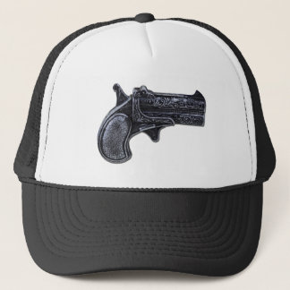 SmallPistol100211 Trucker Hat
