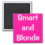 Smart and Blonde
