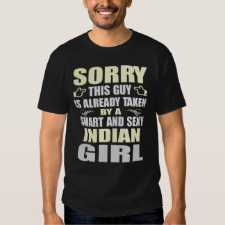 SMART AND SEXY INDIAN GIRL T SHIRTS