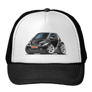 Smart Black Car Cap