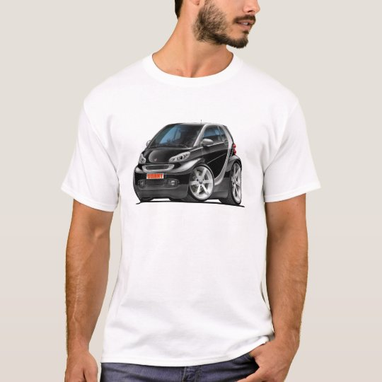 Smart Black Car T-Shirt