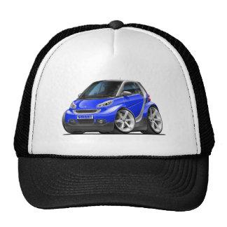 Smart Blue Car Trucker Hats