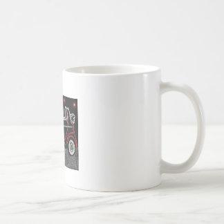 Smart Car Basic White Mug