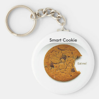 Smart Cookie Key Ring