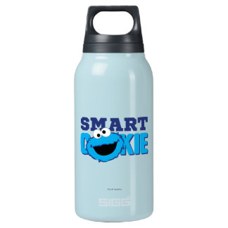 Smart Cookie Monster Insulated Water Bottle