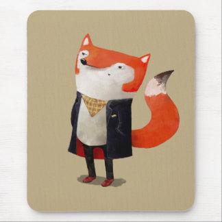 Smart Fox Mouse Mat