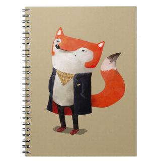 Smart Fox Notebook
