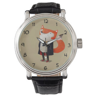 Smart Fox Watch