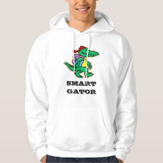 Smart Gator Hoodie