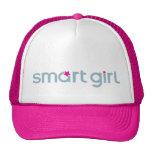 smart girl hat