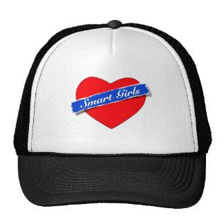 Smart Girls Heart Logo Hat