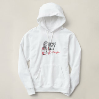 Smart Girls Read Romance Hoodie