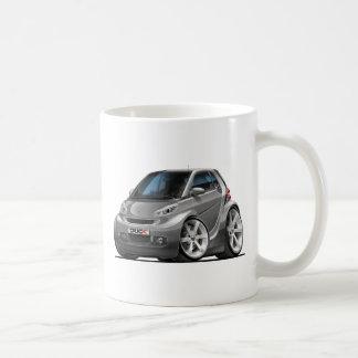 Smart Grey Car Coffee Mug