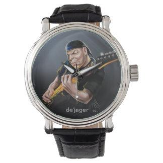 Smart Guitarist Watch