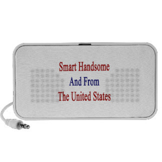 Smart Handsome And From The United States Travel Speakers