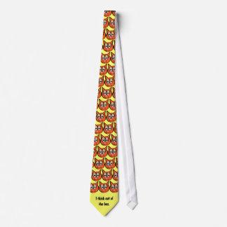 Smart Kat Tie