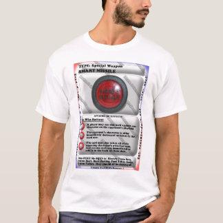 Smart Missile - Mega-R-Cade!! Card T-Shirt