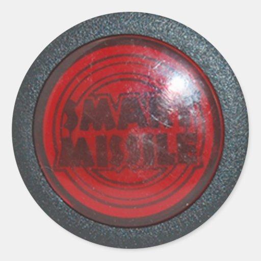 Smart Missile Sticker Set