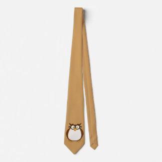 Smart Owl Tie