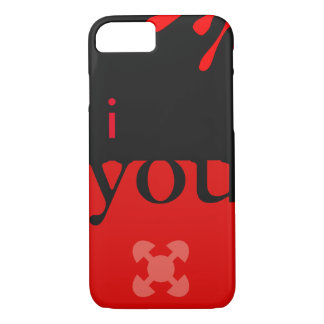 Smart phone cases-African symbol of togetherness iPhone 7 Case