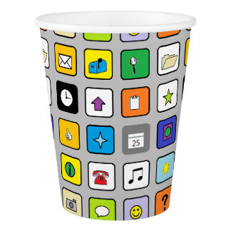 """""""Smart Phone"""" Party Cups"""