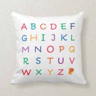 """Smart Pillow """"Alphabet"""""""